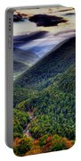 Autumn Drama Portable Battery Charger