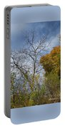 Autumn Ending Portable Battery Charger