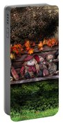 Autumn - Family Reunion Portable Battery Charger by Mike Savad