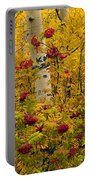 Autumn Forest Colors Portable Battery Charger