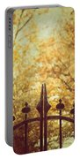Autumn Gates Portable Battery Charger