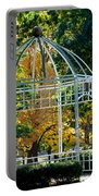 Autumn Gazebo Portable Battery Charger