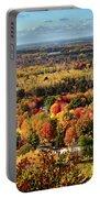 Autumn Glory Landscape Portable Battery Charger