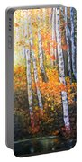 Autumn Glow Portable Battery Charger