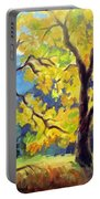 Autumn Gold Yosemite Valley Portable Battery Charger