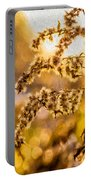 Autumn Goldenrod - Paint  Portable Battery Charger
