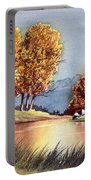 Autumn Golds Portable Battery Charger