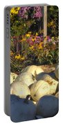 Autumn Gourds Portable Battery Charger