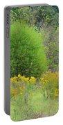 Autumn Grasslands Portable Battery Charger
