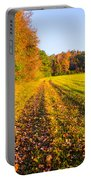 Autumn Harvest Portable Battery Charger by Parker Cunningham