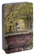 Autumn Hike On The C And O Canal Towpath At Seneca Creek Portable Battery Charger