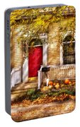 Autumn - House - A Hint Of Autumn  Portable Battery Charger