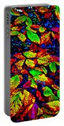 Autumn In Extremis Portable Battery Charger