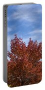 Autumn In Glenwood Canyon - Colorado Portable Battery Charger