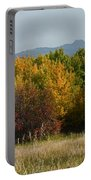 Autumn In Idaho Portable Battery Charger