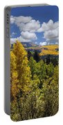 Autumn In New Mexico Portable Battery Charger