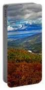 Autumn In Shenandoah Park Portable Battery Charger
