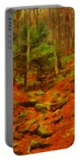 Autumn In Sproul State Forest Portable Battery Charger