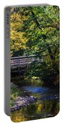 Autumn In Stillwater Portable Battery Charger