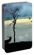 Autumn In Strathglass Portable Battery Charger