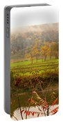 Autumn In The Butternut Valley-six Portable Battery Charger