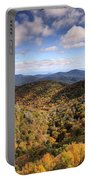 Autumn In The Blue Ridge Mountains Portable Battery Charger