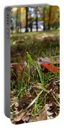 Autumn In The Park Portable Battery Charger