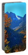 Autumn In The Sierras Portable Battery Charger