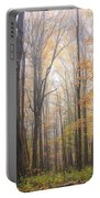 Autumn In The Smoky Mountains Portable Battery Charger