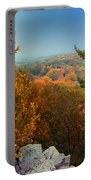 Autumn In The Valley Portable Battery Charger