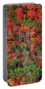 Autumn In The Wasatch Range Portable Battery Charger