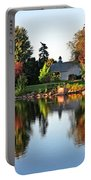 Autumn In Wisconsin Portable Battery Charger