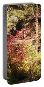 Autumn Is In The Air Portable Battery Charger