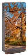 Autumn Lane Portable Battery Charger