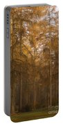 Autumn Larch Portable Battery Charger