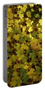 Autumn Leaves 091 Portable Battery Charger