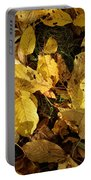 Autumn Leaves 95 Portable Battery Charger