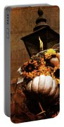Autumn Light Post Portable Battery Charger by Dan Sproul