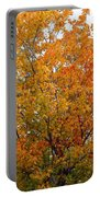Autumn Maple Portable Battery Charger