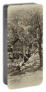 Autumn Mill 2 Antique Portable Battery Charger