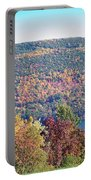 Autumn Mountain Portable Battery Charger
