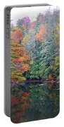 Autumn Mountain Stream Portable Battery Charger