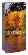Autumn Oak Creek  Portable Battery Charger