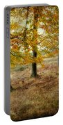 Autumn On Cannock Chase Portable Battery Charger