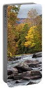 Autumn On The Esopus Portable Battery Charger