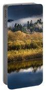 Autumn On The Klamath 6 Portable Battery Charger