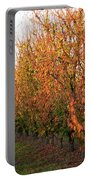 Autumn Orchard Portable Battery Charger