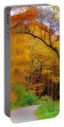Autumn Peak Colors Portable Battery Charger