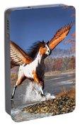 Autumn Pegasus Portable Battery Charger