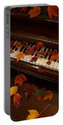 Autumn Piano 7 Portable Battery Charger